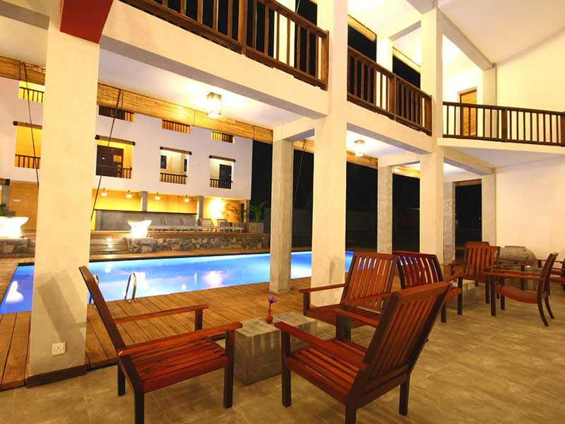 Cultural Triangle Hotel Accommodation, Magical Isle Holidays, Sri Lanka