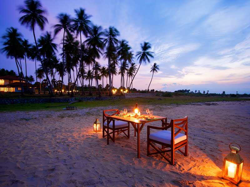 East Coast Hotel Accommodation, Magical Isle Holidays, Sri Lanka