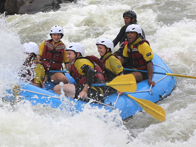Magical Isle Holidays Destinations Rafting and Canyoning