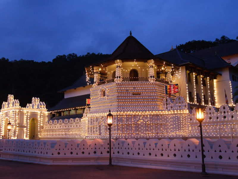 Magical Isle Holidays Destinations Kandy