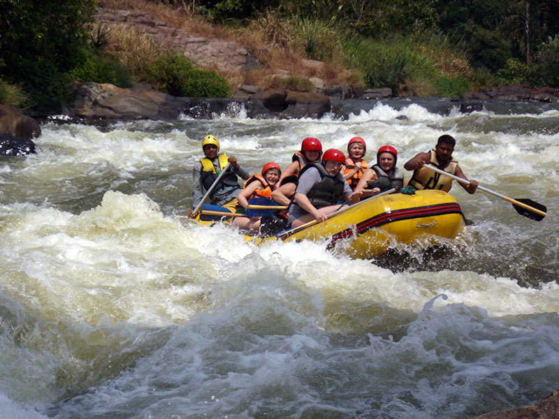 White Water Rafting In Sri Lanka by Magical Isle Holidays